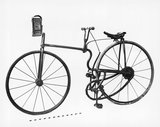 Shergold's bicycle, 1878.