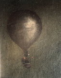 Mrs Sage's balloon, 1785.""