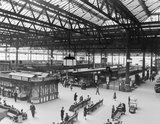Waterloo Station concourse, 6 May 1948.