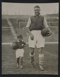 'Arsenal F.C. in training', 1934