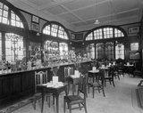 Birmingham, Snow Hill Station, Refreshment Room, 13th August 1926
