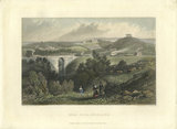 Coloured Lithograph, Rose Hill, Gilsland