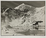 'Snowdon from Llyn Llydaw', date unknown