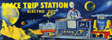 Space Trip Station Electro Toy 1950