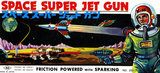 Space Super Jet Gun 1950