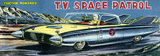 T.V. Space Patrol Car 1950