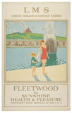 Fleetwood for Sunshine, Health & Pleasure by LCT, circa 1935.