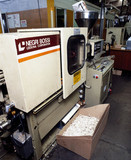 Automic 'Negri Bosi' injection moulding machine, c 1985.