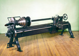 Back-geared slide lathe, 1817.