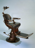 'Diamond 2' dental chair, American, 1925.