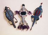 Amulets, Plains Indians, USA and Canada.