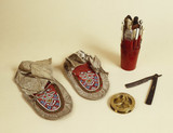 Items belonging to Florence Nightingale, Nelson and Livingstone.