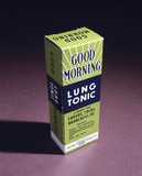 'Good Morning' lung tonic, late 20th century.