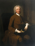 George Graham, clock and instrument maker, c 1740s.