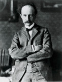 Max Planck, German theoretical physicist, c 1920.