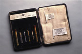 Penicillin in a case, 1944-1945.