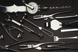 Surgical instruments, 1939-1945.
