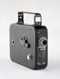 Cine-Kodak Eight-20 camera, 1932.