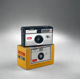 Kodak Instamatic 50 camera, 1963-1966.