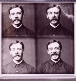 A series of facial expresions by Friese Greene (1855-1921)