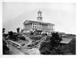 The Capitol, Nashville, Tennesee, USA, 1864.