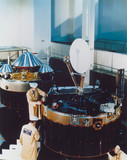 Pioneer Venus Orbiter and Multi Probe Spacecraft, 1978.