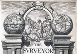 Detail from the frontispiece of 'The Surveyor', 1616.