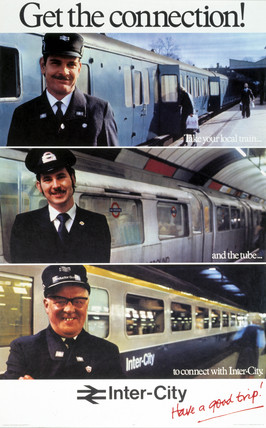 'Get the Connection!', BR poster, 1978.