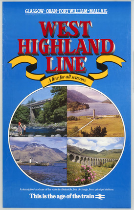 'West Highland Line, A Line for all Seasons