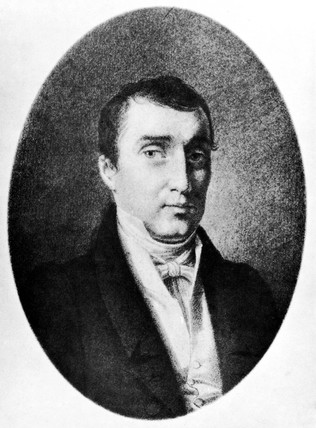 Sadi Carnot, French theoretical physicist, 1831.