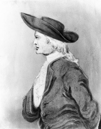 Henry Cavendish, English chemist, 18th century.