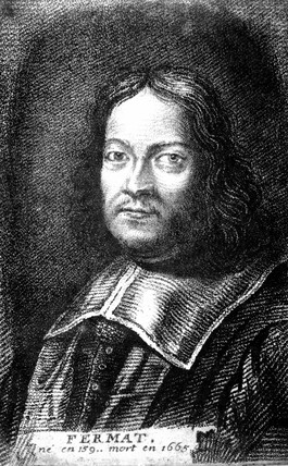 Pierre De Fermat, French mathematician, c 1650.