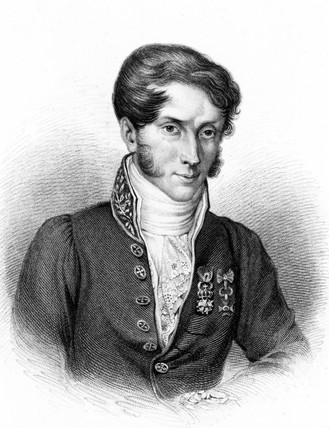 Charles Dupin, French mathematician, 1810s.
