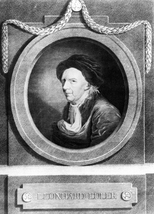 Leonhard Euler, Swis mathematician, late 18th century.