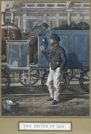 'The Driver of 1852', 26 May 1852.