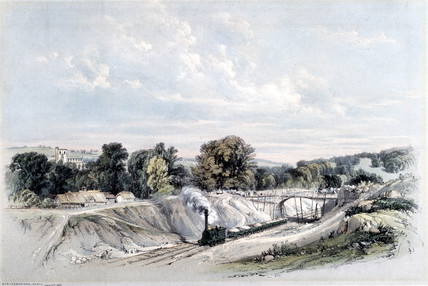 Berkhamsted, Hertfordshire, 10 June 1837.