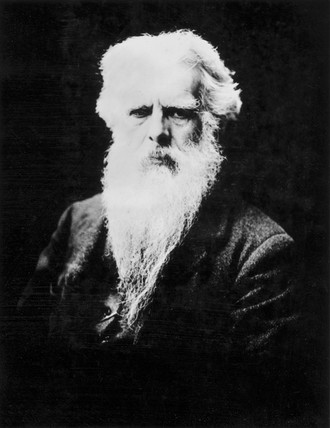 Eadweard James Muybridge, British-American photographer, c 1900.