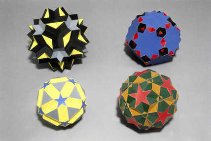 Uniform Polyhedra, c 1965.