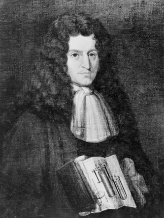 Denis Papin, French mathematician and physicist, late 17th century.