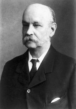 A W Reinold, President of the Physical Society.