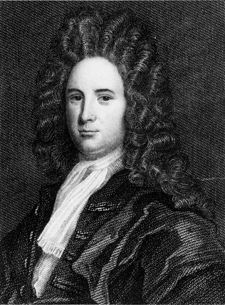 Thomas Savery, English inventor and military engineer, c 1690-1699.