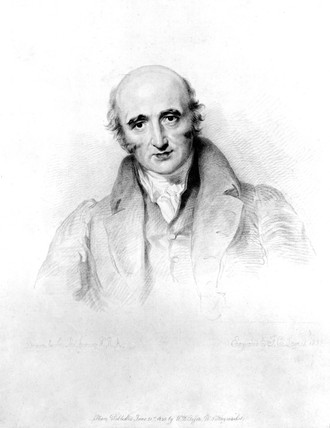 William Hyde Wollaston, English chemist and metallurgist, c 1820s