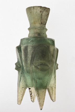 Bottle, Islamic, 901-1200.
