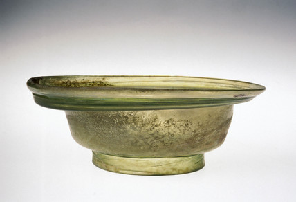 Bowl, Romano-Egyptian, c 301-500 AD.