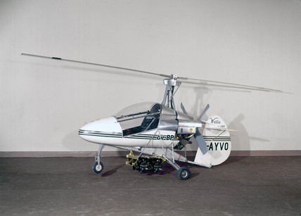 Wallis Autogyro 1960 1980 At Science And Society Picture Library