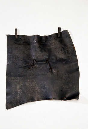 Shingler's apron, late 19th century.