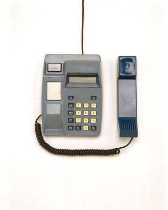 Sceptre 100 Push Button Telephone, 1984.