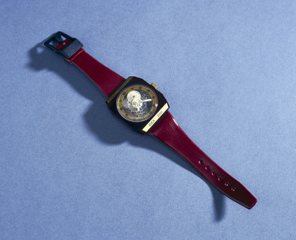 'Tisot synthetic idea 2001' watch, 1971.