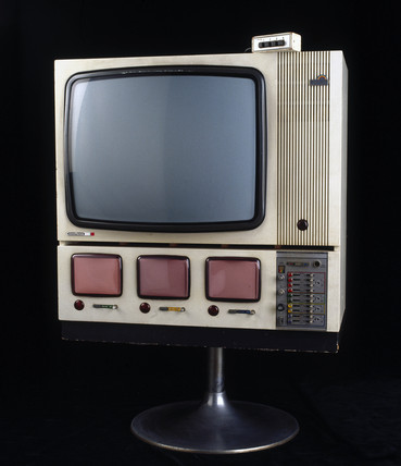 Nordmende television set, c 1970s  at Science and Society
