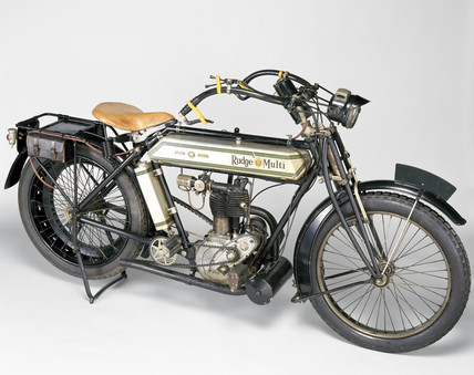 Rudge Multi Motorcycle 1915 At Science And Society